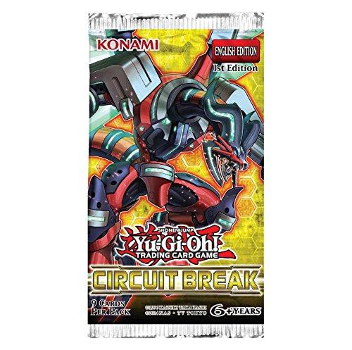 �Circuit Break sortiert Karte Booster Pack (Halloween Box Set Billig)