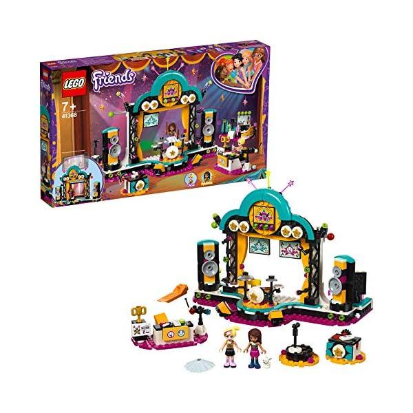 LEGO Friends - Il Talent Show di Andrea, 41368 2 spesavip