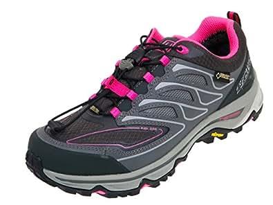 Tecnica - Scirocco LD Low GTX Gris - Chaussures Marche Randonnées - Gris Anthracite Foncé - Taille 36.5