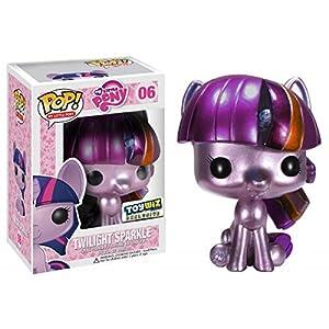 Funko POP My Little Pony Exclusive Vinyl Figure Metallic Twilight Sparkle by My Little Pony Vinyl Collectible Figure