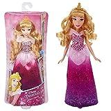 Retrouve ta princesse Disney préférée grce à la poupée d'Aurore d'Hasbro. Ce coffret comprend une poupée mannequin d'environ 30 cm. A partir de 3 ans.