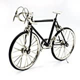 Yellmodel S00101 High Artificial Zinc Alloy Racing Exquisite Bicycle Model