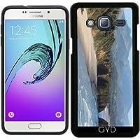 Custodia Silicone per Samsung Galaxy J3 2015 (SM-J310) - Scena