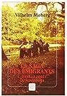 La saga des émigrants, tome 4 : Dans la forêt du Minnesota (éditions Gaïa) par Moberg