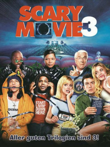Scary Movie 3 [dt./OV] (Scary Scary Movies)