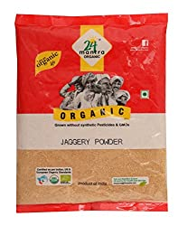 24Mantra Jaggery Powder 500g Pack