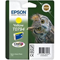 Epson Ink Cartridge for Stylus Photo 1400 - Yellow