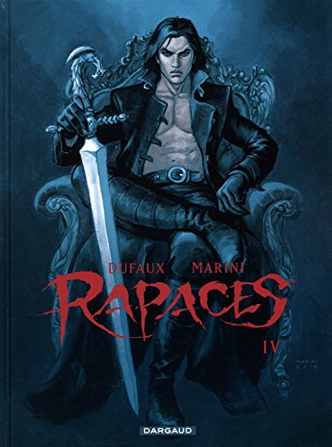 Rapaces - tome 4 - Rapaces - Tome 4