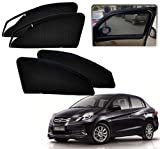 #10: Kozdiko Premium Quality Zipper Magnetic Sunshade For Honda Amaze