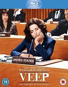 Veep - Season 2 [Blu-ray] [2014] [Region Free]