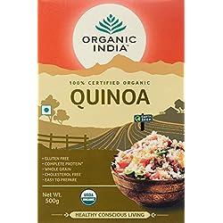 Organic India Quinoa Nutritious Food-500g