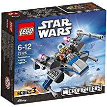 LEGO Star Wars Resistance X-Wing Fighter 75125 by LEGO