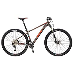 GT 726437M20LG - Bicicletta, Multicolori, taglia L