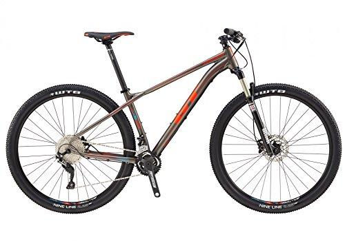 GT 726437M20SM - Fahrrad, Mehrfarbig, Größe S (Gt Mountainbike)