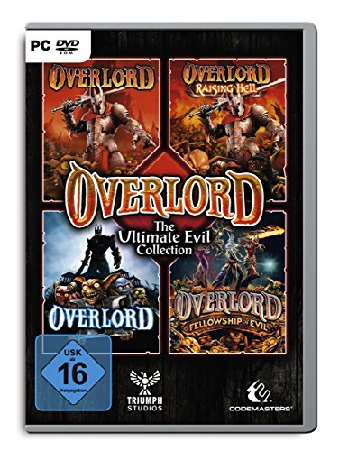 Overlord: Ultimate Evil Collection (PC) -
