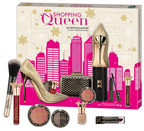 "Shopping Queen Beauty-Adventskalender - exklusiver Kalender für alle Fans der VOX Styling-Doku ""Shopping Queen\"""