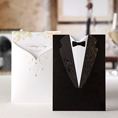 wishmade-groom-bridal-white-and-black-laser-cut-wedding-invitations-invites-card-stock-for-engagemen