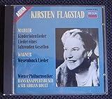Wagner/Mahler: Wesendock Lieder/Kindertotenlieder