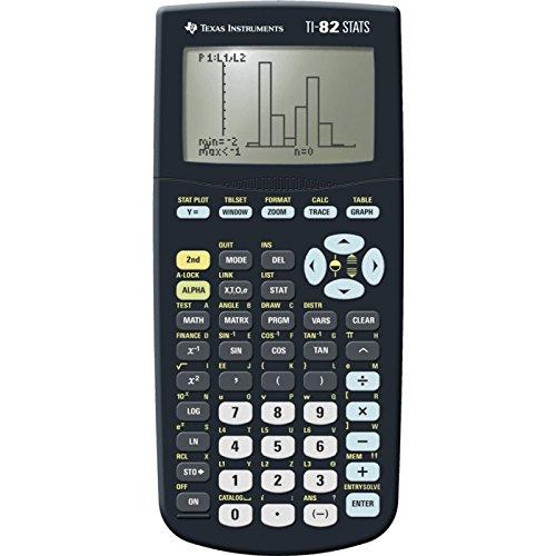 Taschenrechner TI-82STATS