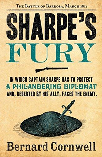 Sharpe's Fury: The Battle of Barrosa, March 1811 (The Sharpe Series, Book 11) (English Edition) por Bernard Cornwell