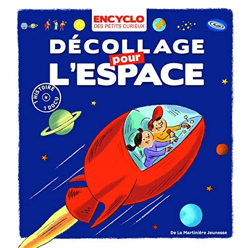 Décollage pour l'espace