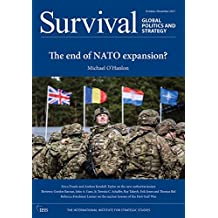 Survival: Global Politics and Strategy 59-5 (English Edition)