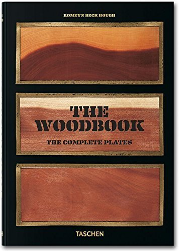 Romeyn B. Hough: The Woodbook by Leistikow, Klaus Ulrich (2013) Hardcover
