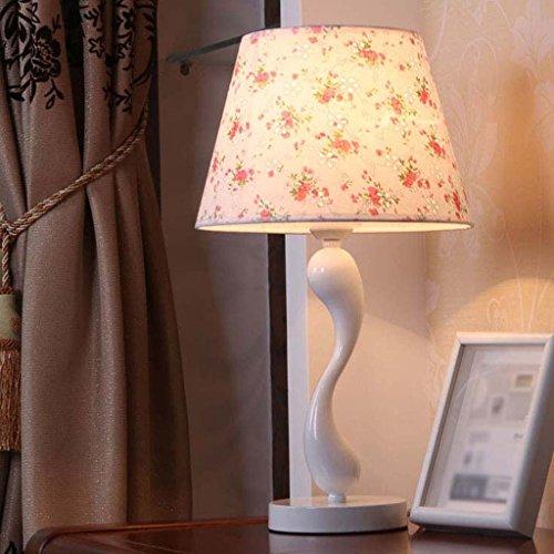 QFF Semplice moderna di moda da letto comodino Studio Desk Lamp modo creativo Swan Lamp ( colore : B