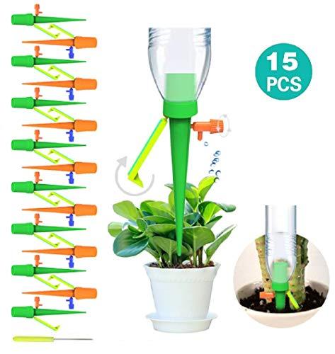 Stylelove per 5-7 Piante in Vaso da Interno a Kit di irrigazione Automatico del Sistema di irrigazione delle Piante Kit di irrigazione a Goccia Automatico