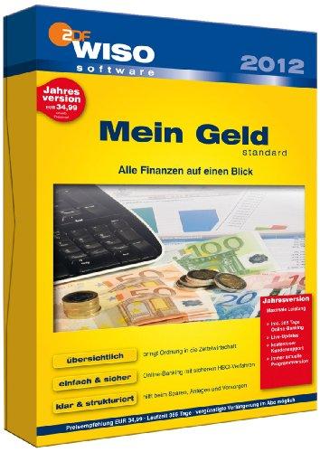 WISO Mein Geld 2012 Standard (Jahresversion)