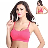 Quick-drying sweat-absorbent breathable gathered Bra (yoga) , s