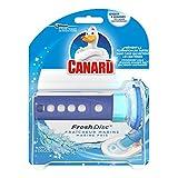 Canard WC Fresh Disc Nettoyant Fraîcheur Marine 6 Disques - Lot de 2