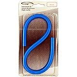 Grado Kurvenlineal flexible 40cm, azul