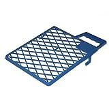 Bonum 935220 Abstreifgitter aus Kunststoff, blau