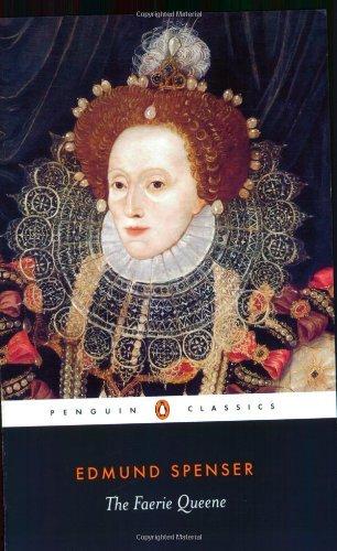 By Edmund Spenser The Faerie Queene (Penguin Classics) (1st Edition)