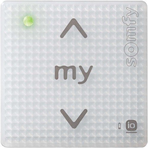 Somfy Pure Shine 1811093–Wall Switch (1Channel)