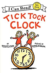 Tick Tock Clock (My First I Can Read - Level Pre1 (Quality))