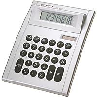 Genie 50DC - Calcolatrice tascabile con display sporgente a 8 cifre, argento - Confronta prezzi