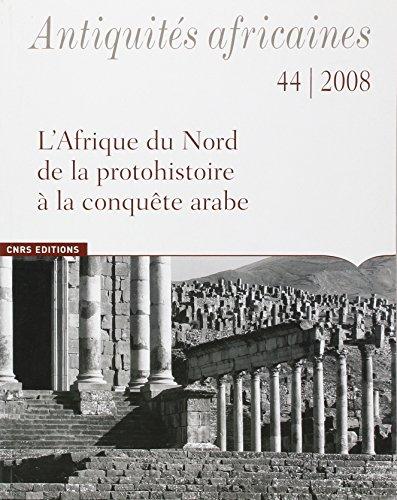 Antiquits Africaines T 44 par Griesheimer Marc