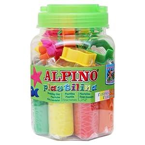 Alpino DP000054 – Kit plastilina