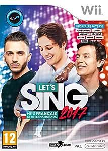 Let'S Sing 2017 : Hits Français et Internationaux