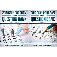 2019 CFA Level 1 Question Bank Package - Volume 1 & Volume 2 + Smart sheet