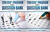 2019 CFA Level 1 Question Bank Package - Volume 1 & Volume 2 + Smart sheet