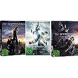 Die Bestimmung - Divergent + Insurgent + Allegiant (Deluxe Fan Edt.) im Set - Deutsche Originalware
