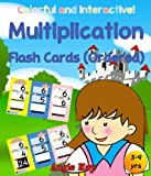 Multiplication flash cards in ordered (Math flash cards) (Wonderful Mathematics Series) (English Edition)