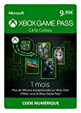 Xbox Game Pass | 1 Monat Mitgliedschaft | Xbox Live Download Code [PC Code - Kein DRM]