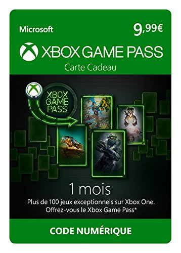 Monat Code 1 Live Xbox (Xbox Game Pass | 1 Monat Mitgliedschaft | Xbox Live Download Code [PC Code - Kein DRM])