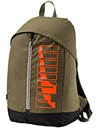 Puma 21 Ltrs Olive Night Laptop Backpack (7471804)