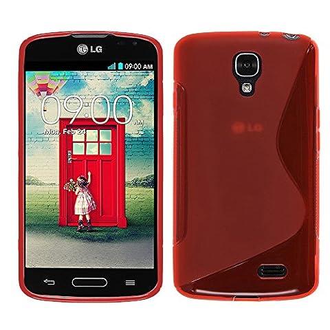 Housse Lg D315 - LG F70 D315 Étui HCN PHONE® S-Line