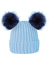 Dare2b Kids Stage Show Soft Knit Fleece Lined Hat